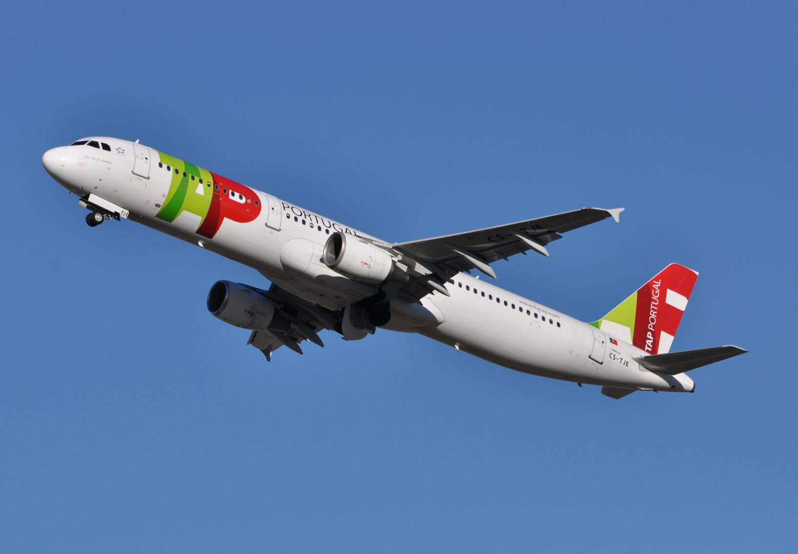 TAP Portugal CS-TJE