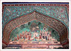 Taragarh Wandmalereien 2