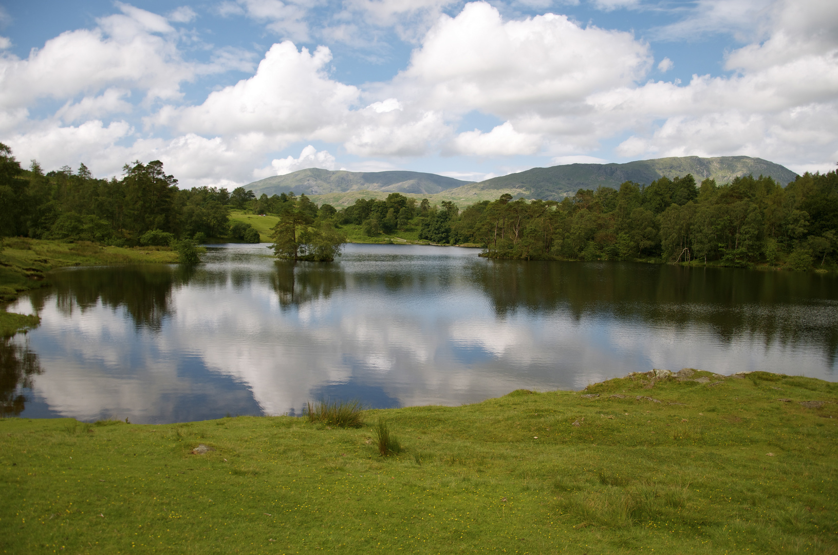 Tarn Howes, Lake District