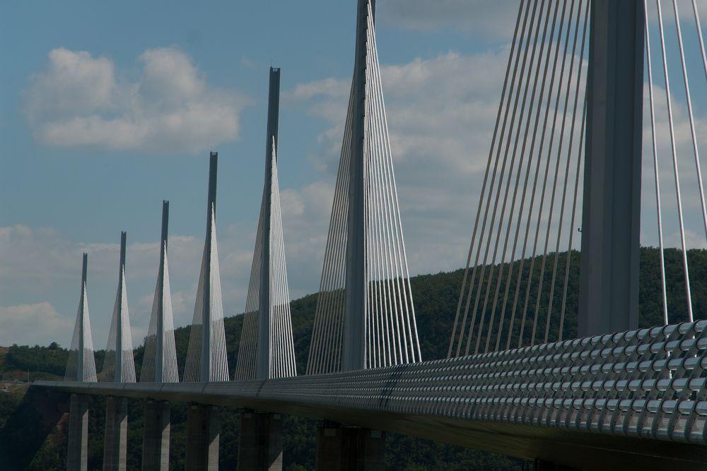 Tarn-Viadukt bei Millau ( IX.)