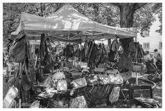 Taschen - Flohmarkt