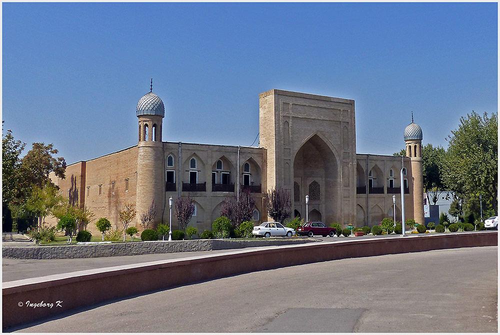 Taschkent - Abdul-Kassim-Medrese