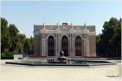 Taschkent - Alisher-Navoiy-Opern-und Ballettheater