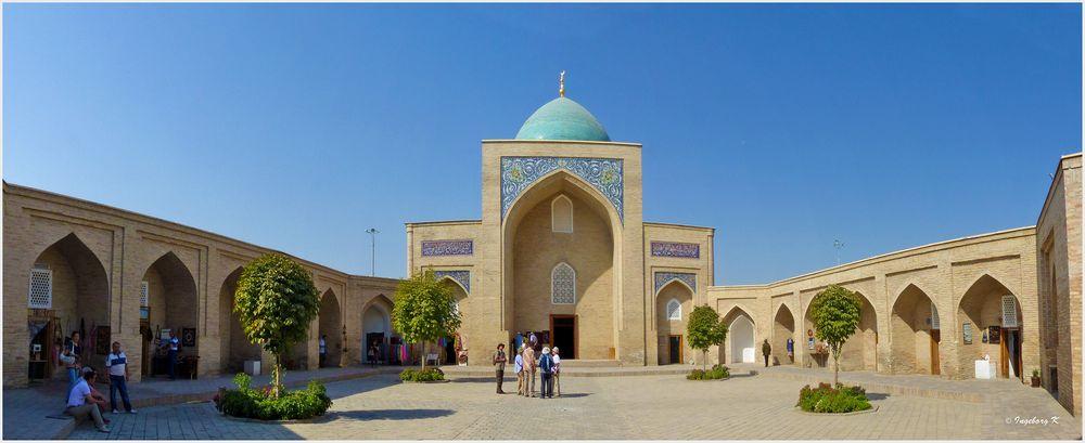 Taschkent - Barak-Khan-Medrese - Innenhof