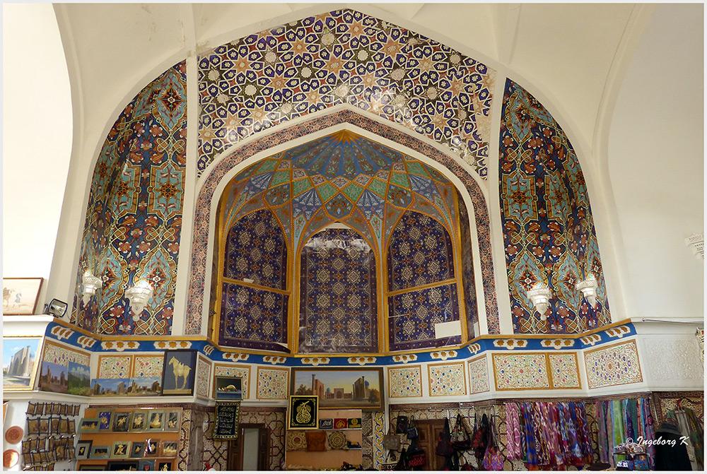 Taschkent - Barak-Khan-Medrese - Innenraum