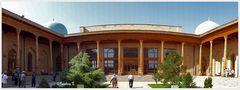 Taschkent - Freitagsmoschee - Mui Muborak-Bibliothek