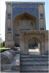 Taschkent - Kaffal Schaschi-Mausoleum - Eingang