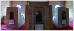 Taschkent - Kaffal Schaschi-Mausoleum - Innenraum