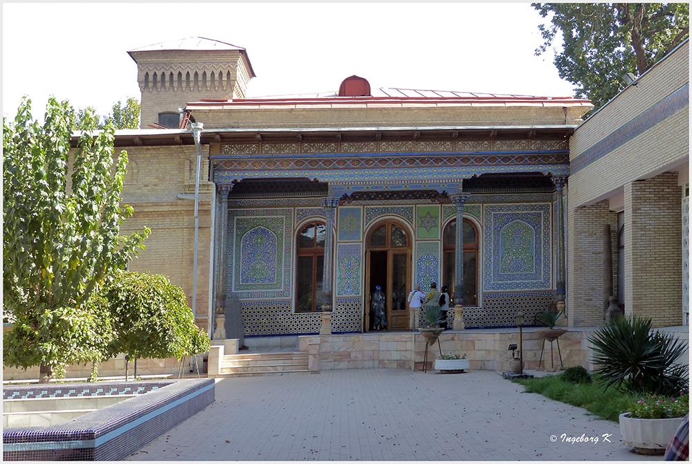 Taschkent - Museum für angewandte Kunst - Einang