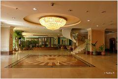 Taschkent - Museum für angewandte Kunst - Eingang Foyer