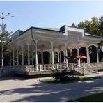 Taschkent - Musikpavillion in der Fußgängerzone in einer Parkanlage