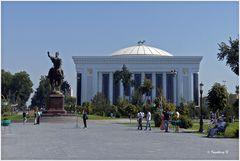 Taschkent - Platz des Amir Timur -