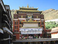 Tashilunpo Kloster- Shigatse- Tibet