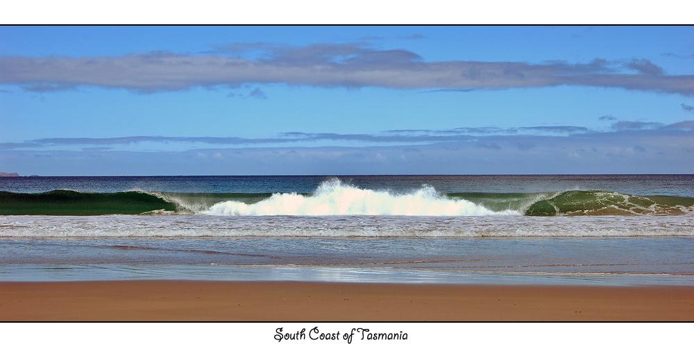 Tasman Sea - Roaring Beach