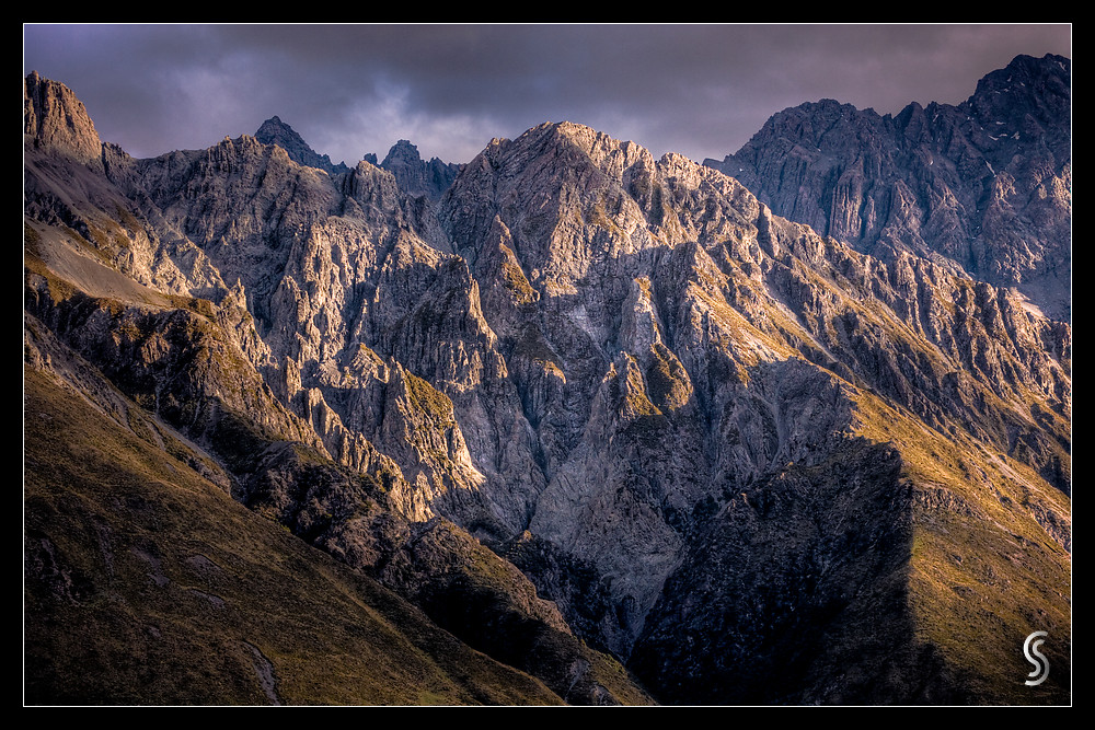 Tasman Valley, New Zealand