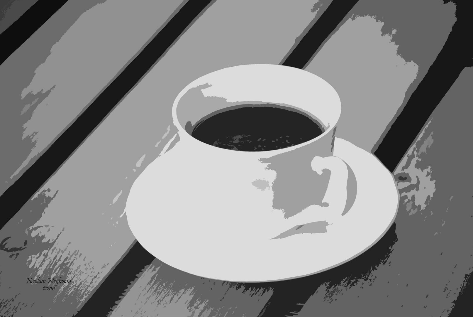 Taso da kafo - Tasse Kaffee
