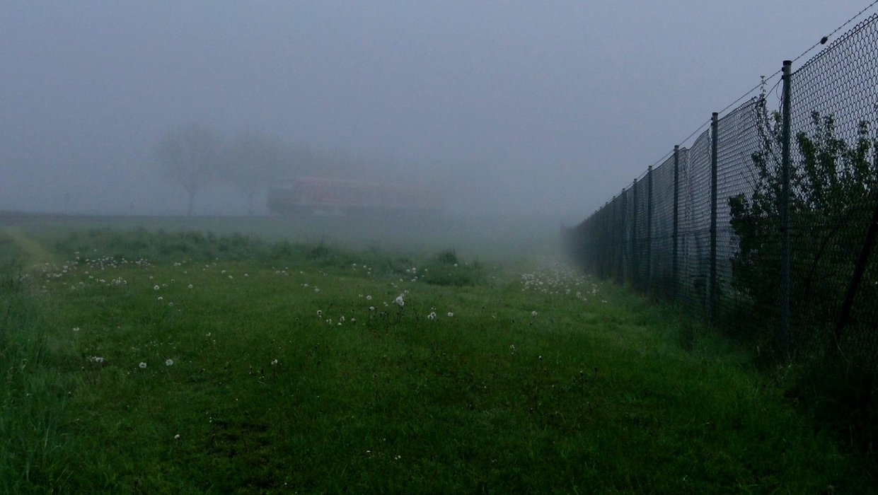 Tasthilfe im Nebel