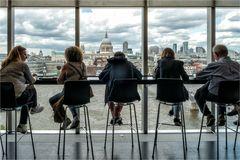 Tate Modern, 6. Etage