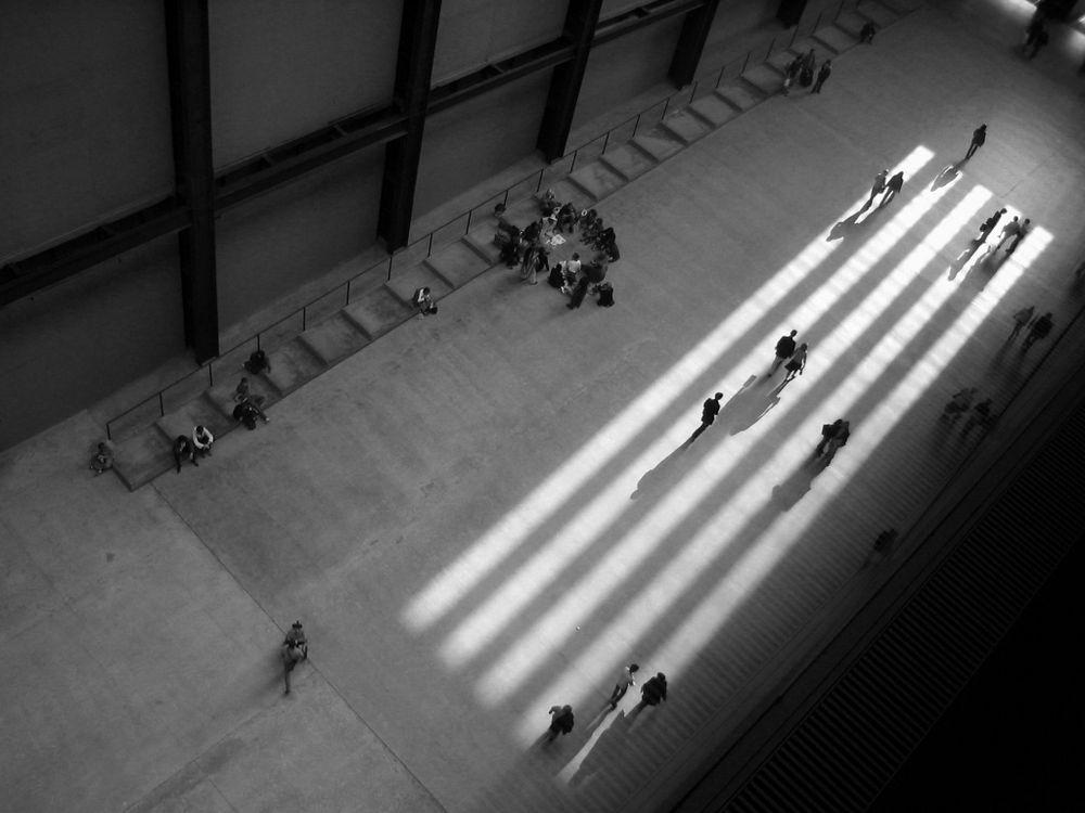 Tate Modern - London by ajordan