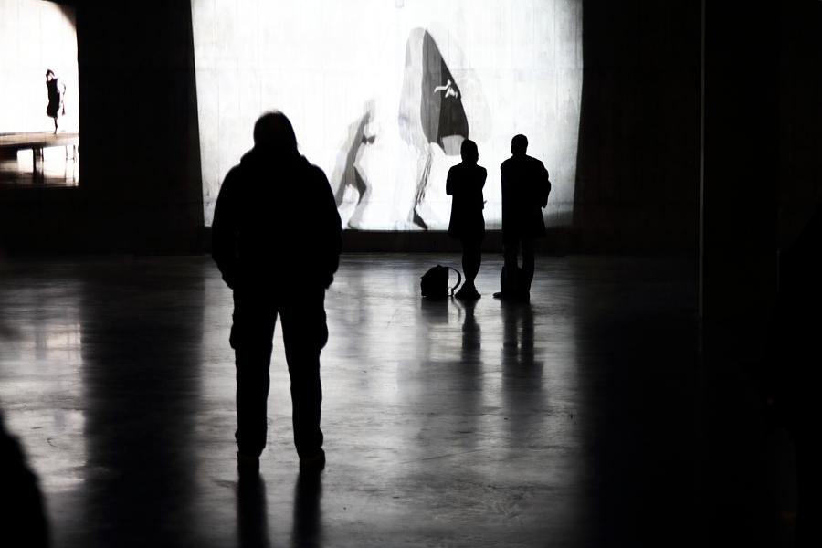 Tate Modern - Tanks