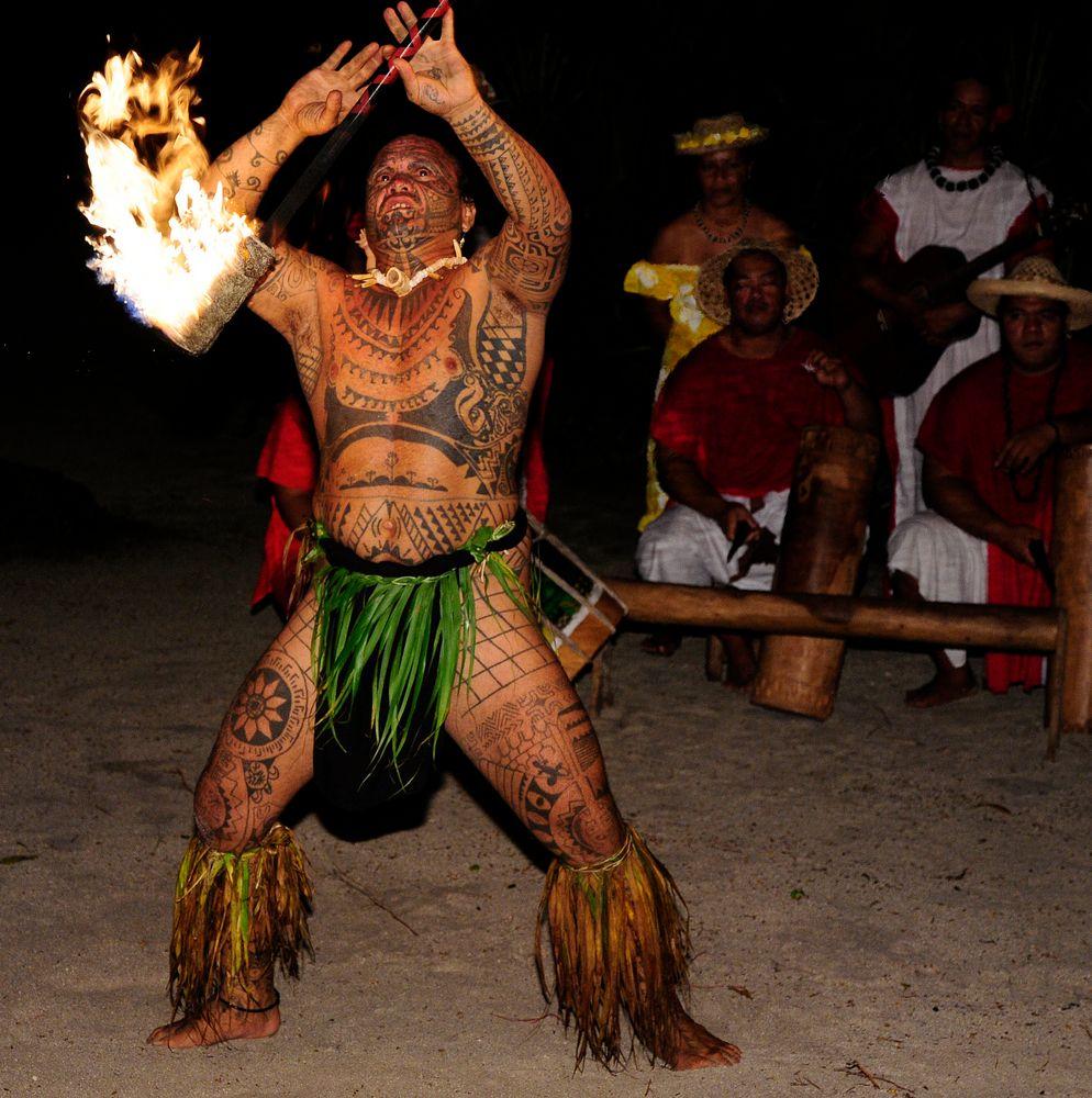 Tatoo ala Tahiti