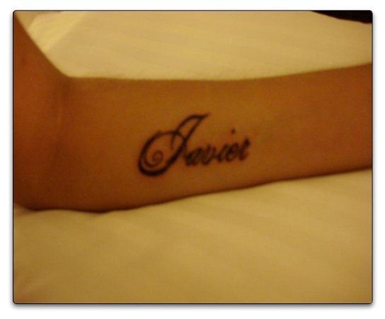tatoo de maritza