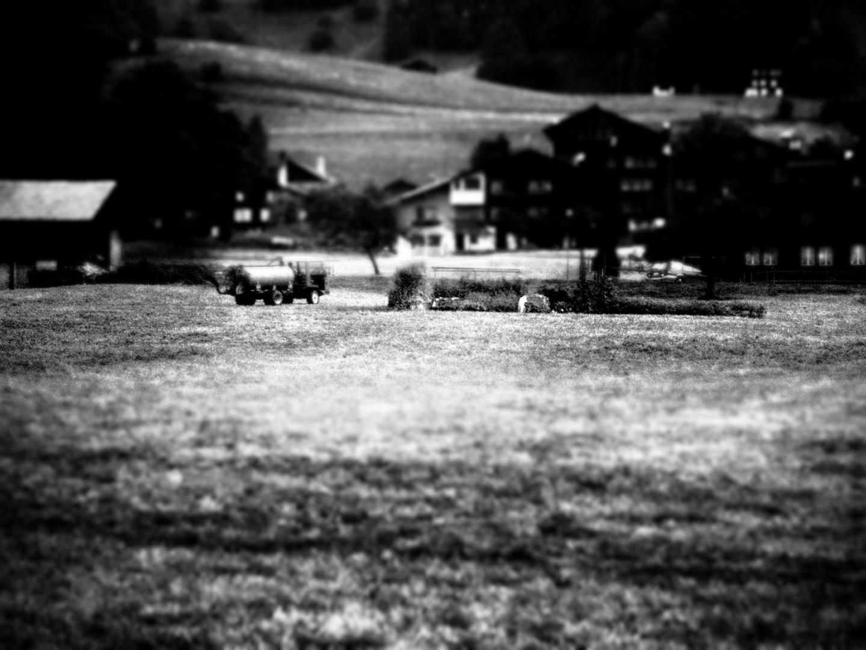 Tatort Landwirtschaft im Haslital