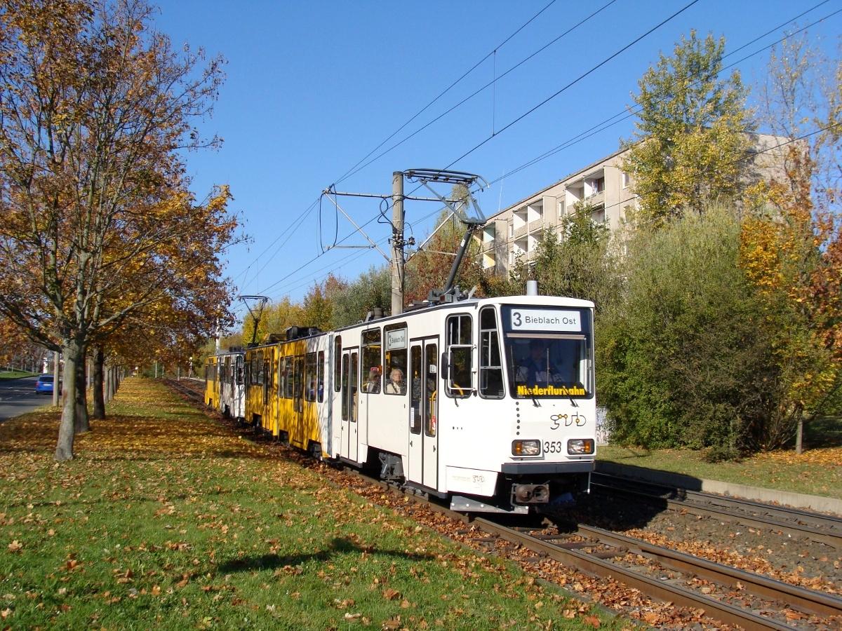 Tatra und Platte im Herbst