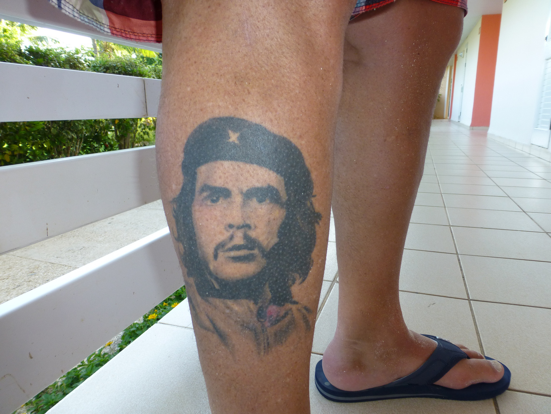 Tattoo auf Cayo Coco II