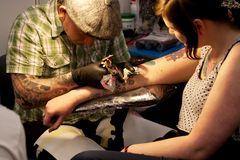 tattoo-künstler II