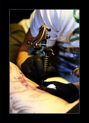 Tattoo-Session