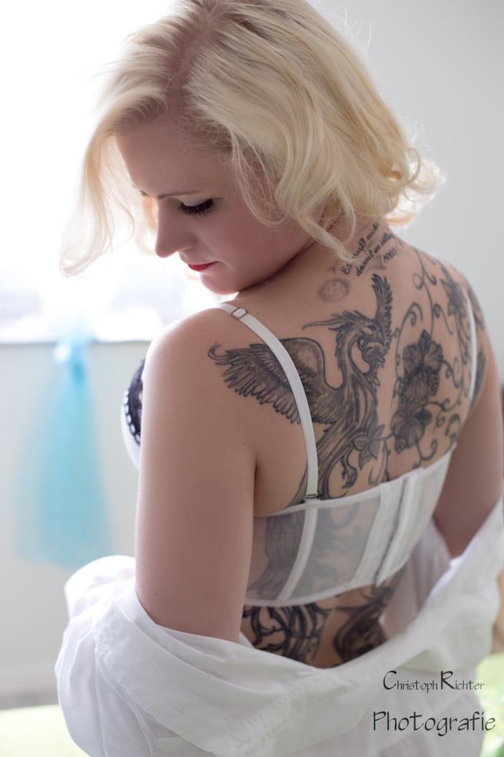 Tattoo Sin