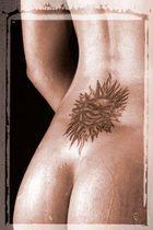 Tattoo Steiß