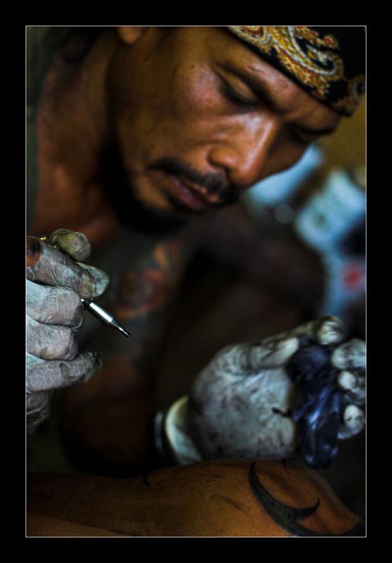 Tattooer II.