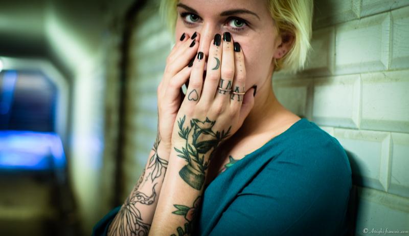 Tattoos Girl - Photographe Professionnel Lyon - Arrighi Francois - photo Lyon