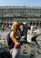 Taubenfrau