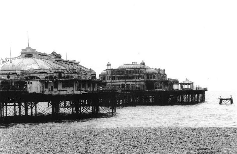 Taubenklo - Westpier, Brighton