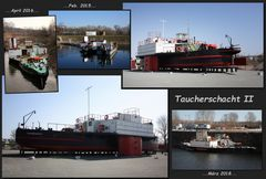 ...TaucherSchacht II ...