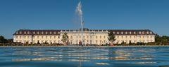 Tauchgang am Ludwigsburger Schloß .... :-)