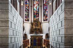 Taufbecken Grabeskirche Viersen .......
