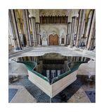 Taufbecken von Salisbury