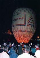 Taunggyi Hot Air Ballon Festival