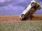 """Taunus-Rallye 2004: """"Ungespitzt in den Boden"""""""