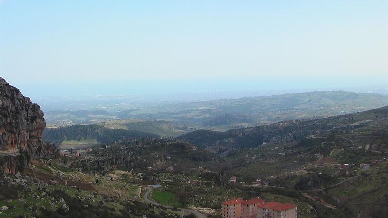 Taurusgebirge, Mersin