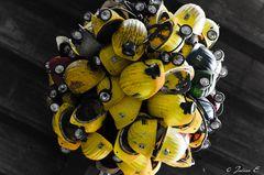Tausend und ein Helm