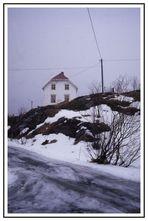 Tauwetter auf den Lofoten