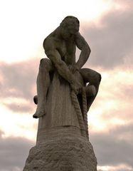 Tauzieher - Denkmal