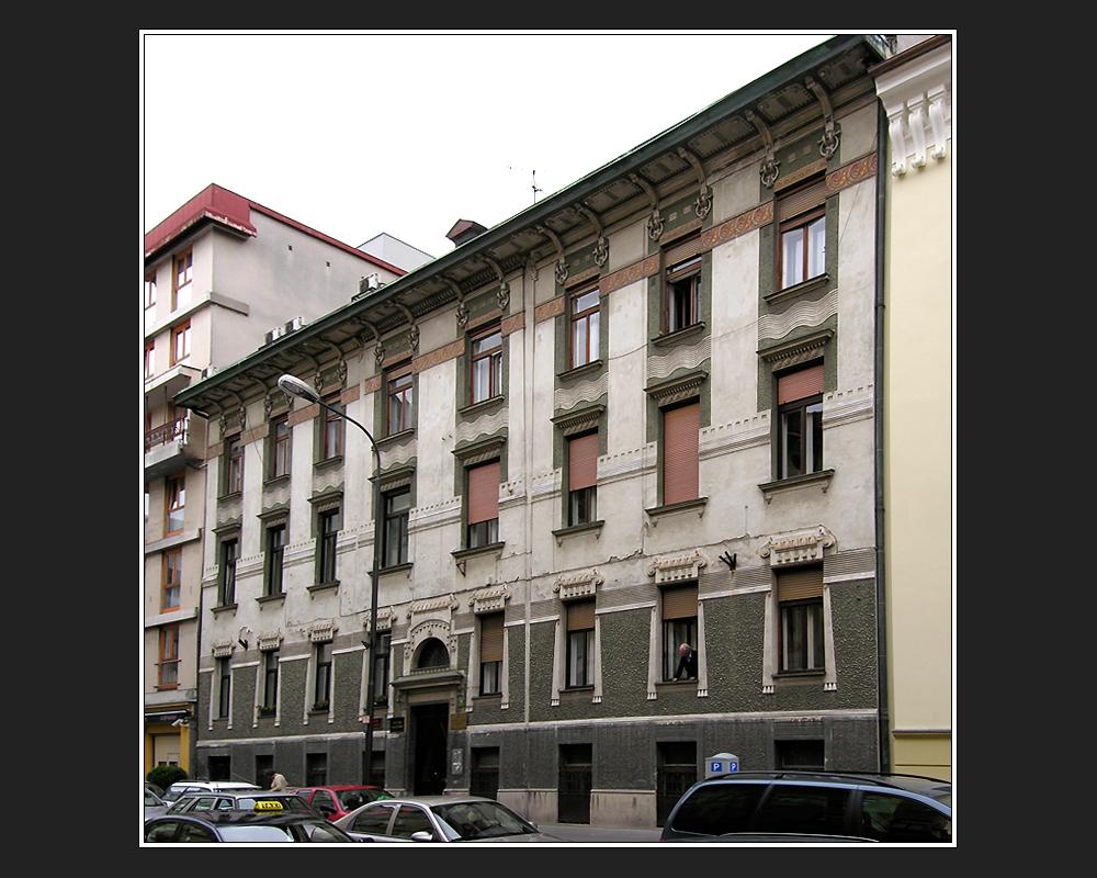 Tavcarjeva ulica