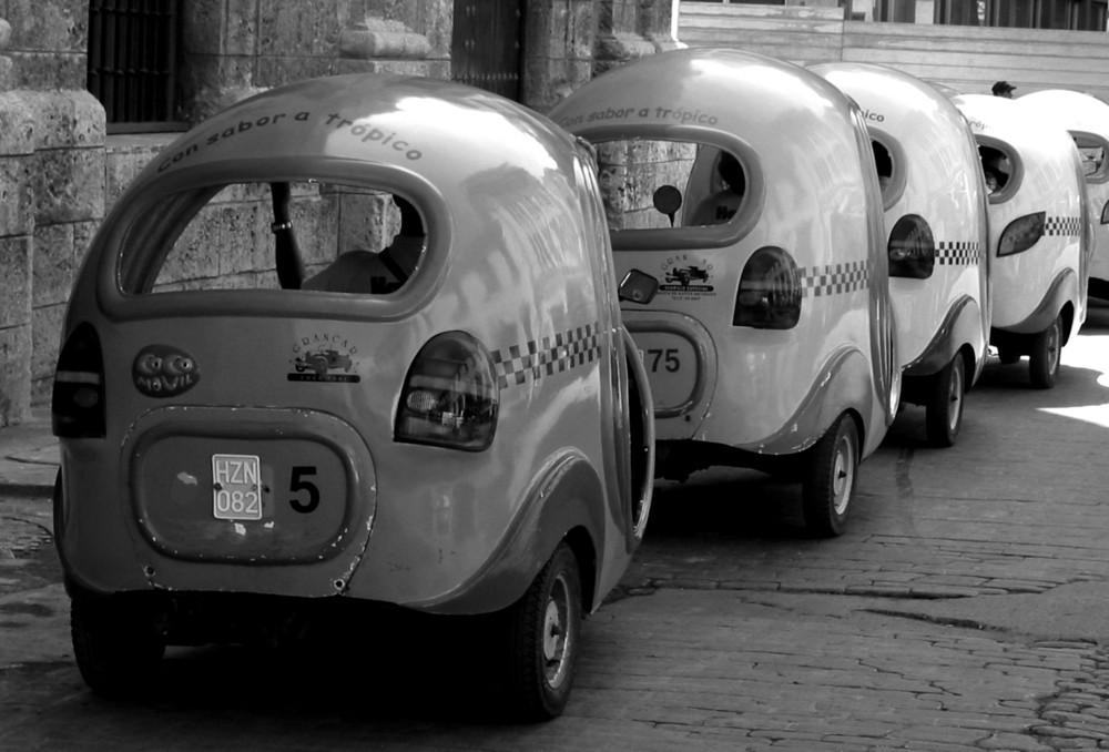 taxi cubano