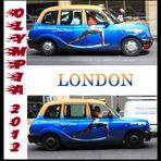 Taxi fahren in London